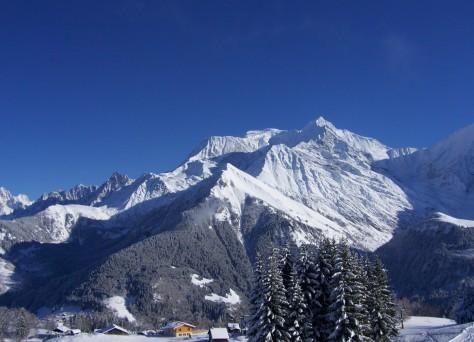 Mont-Blanc Saint-Gervais-les-Bains